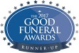 Good Funeral Awards 2017 runner-up